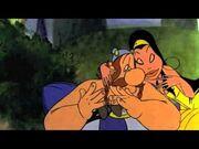 Siren with Obelix