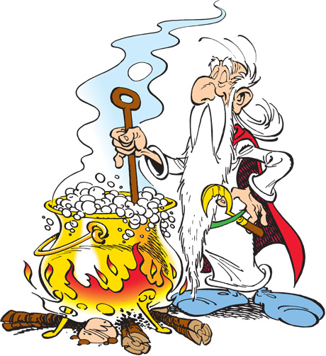 Magic potion | The Asterix Project | FANDOM powered by Wikia
