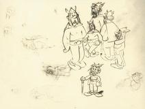 AlbertSketch