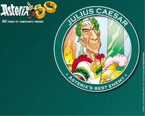 Caesar - Asterix's Best Enemy