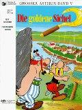 Asterix- Die goldene Sichel - Cover