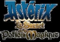 Logo - Astérix - Le Secret de la Potion Magique