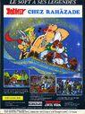 Astérix chez Rahàzade (jeux vidéo 1987)