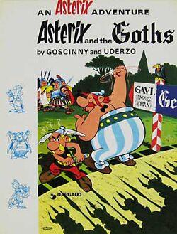 Uderzo asterix goths cvr