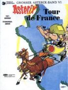 Cover - Asterix Tour de france