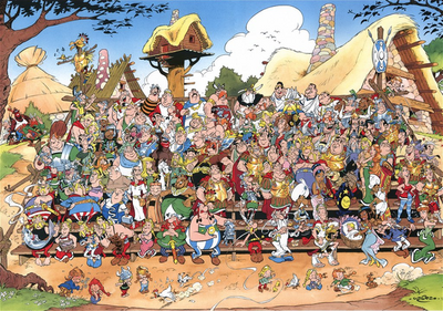 Asterix - Cast