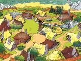 Gallisches Dorf