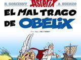 El mal trago de Obélix