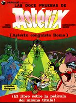 Las doce pruebas de Astérix