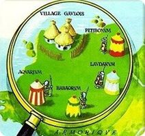 Campamentos romanos (Asterix)