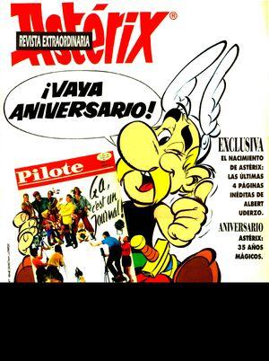 Astérix, una revista extraordinaria