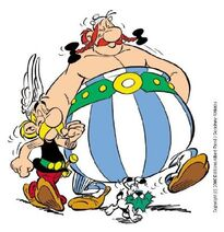 Asterix Obelix e Ideafix