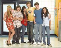 As the Bell Rings (United States) Cast (Season 1)