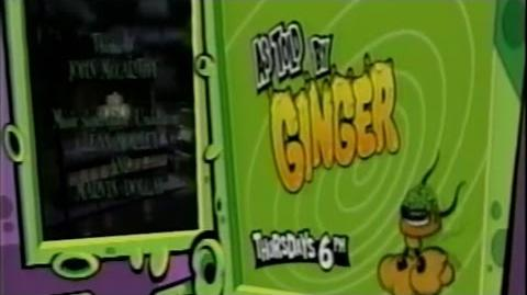 YTV (2002) - As Told By Ginger Promo