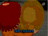 Ten Chairs