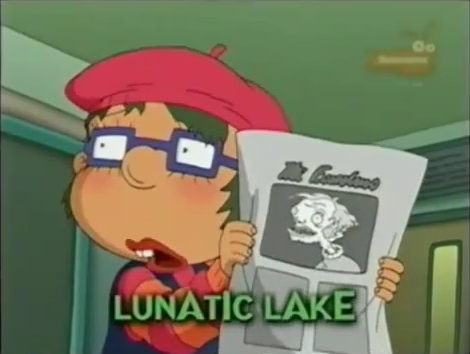 Lunatic Lake | As Told By Ginger Wiki | FANDOM powered by Wikia