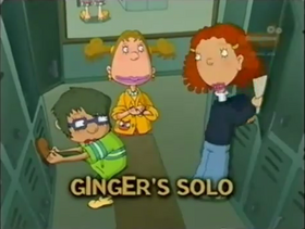 GingersSolotitle