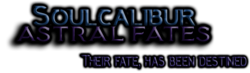 Soulcalibur AF Logo - Slogan 2