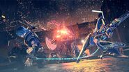 050 - Astral Chain Trailer Combat with Melee Legion
