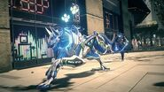 028 - Astral Chain Male Protagonist with Canine Legion