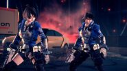 041 - Astral Chain Trailer Protagonist + Twin