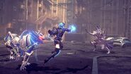011 - Astral Chain Combat with Canine Legion