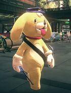 Protagonist Dogcostume