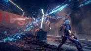 003 - Astral Chain Combat with Melee Legion