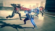 002 - Astral Chain Combat with Melee Legion