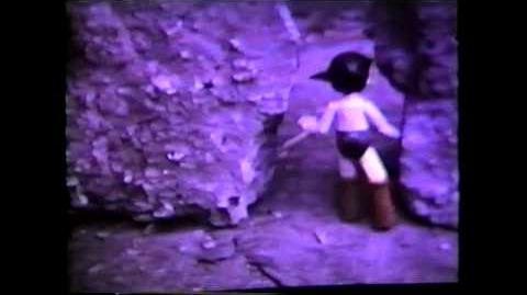 Astro Boy in Outcast Santuary Part 1