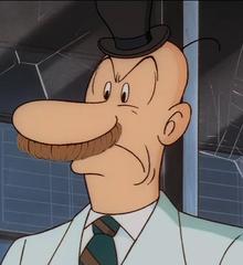 80s inspector gumshoe