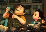 Hamegg Astro Boy movie