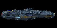Fleet-carrier side