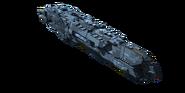 Battleship perspective