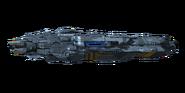 Battleship side