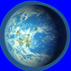 Astro Oceanic medium