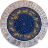 Astrological clock at Venice