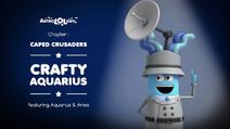 Caped Crusaders 01 - Crafty (Albert)