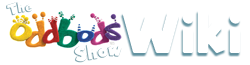 Oddbods Show Wiki Wordmark New