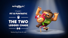 Fit & Funtastic 03 - The Two Legged Chase
