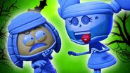 AstroLOLogy - Mummy VS Zombie Preview Card 2