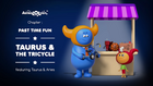 Past Time Fun 04 - (Tiny) and The Tricycle