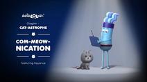 Cat-astrophe 01 - Com-Meow-nication