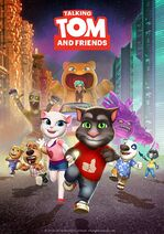 Talking Tom and Friends Official Poster (Series 10)