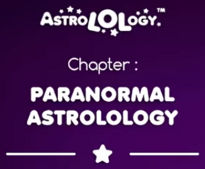 Chapter 22 - Paranormal ALOL