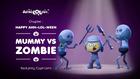 Happy Ahh-LOL-Ween 12 - Mummy VS Zombie