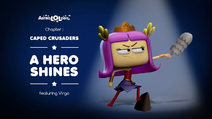 Caped Crusaders 08 - A Hero Shines