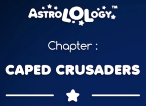 Chapter 21 - Caped Crusaders