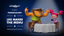 FoodoLOLogy 07 - (Leonardo) Makes the Menu