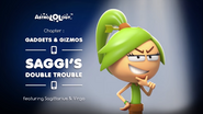Gadgets & Gizmos 11 - (Sally)'s Double Trouble
